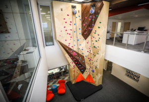 northpoint rock climbing wall